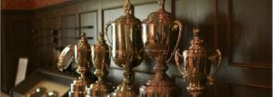 年間200を超えるクラブ競技会